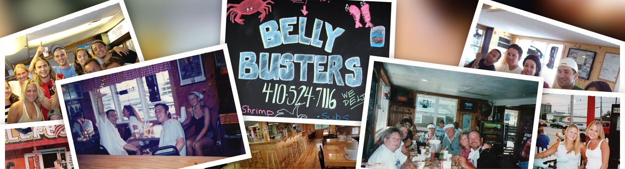 Belly Busters - Busting Bellies Since '85